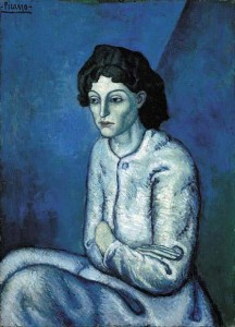 Pablo_Picasso,_1901-02,_Femme_aux_Bras_Croisés,_Woman_with_Folded_Arms_(Madchenbildnis),_oil_on_canvas,_81_×_58_cm_(32_×_23_in)