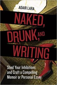 Naked Drunk and Writing Book Cover