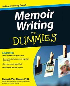 Memoir Writing for Dummies Book